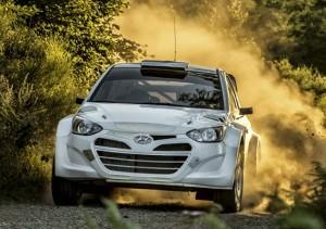 HYUNDAI i 20 WRC