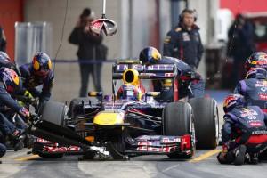 F1 Testing in Barcelona  - Week One
