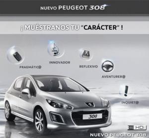 Peugeot308
