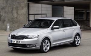 Skoda rapid-spaceback