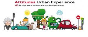 Attitudes Urban Experience 2013