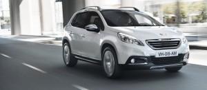 Peugeot 2008 (5 estrelles Euroncap)