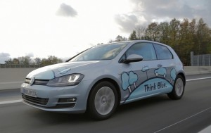 Rekordfahrt Golf TDI BlueMotion schafft erstmals 292 Liter Verbrauch