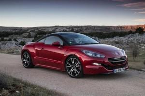 Nou Peugeot RCZ R