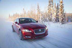 Jaguar ICE driving web