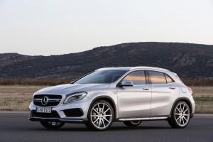 Mercedes GLA45AMG1
