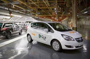 Opel GLP - Repsol