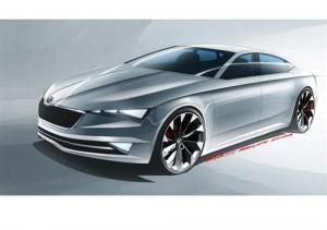 Skoda Concept Car