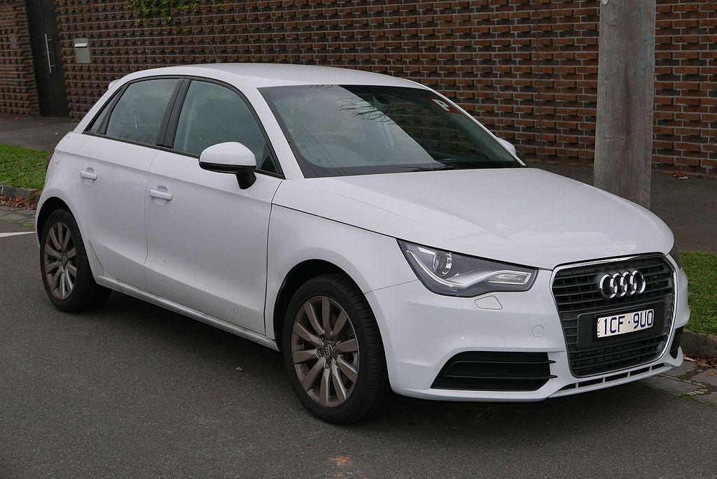 Audi A1 (Foto: OSX / Wikimedia Commons)