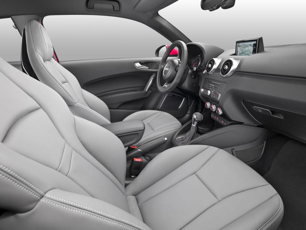 Audi A1 acabado interior