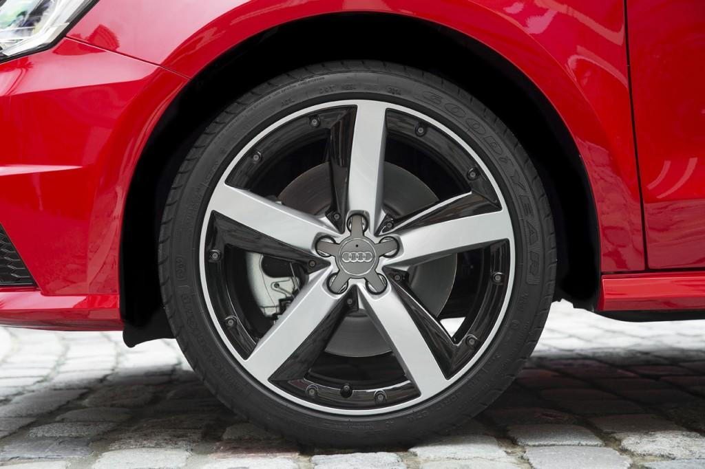 Audi A1 ruedas