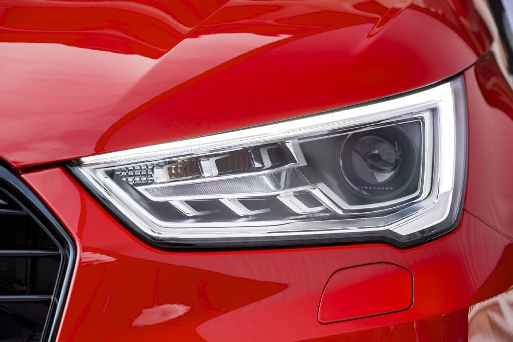 Audi A1 faro