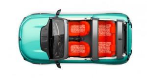 Citroën e-Mehari, cuatro plazas en formato 'electrizante'
