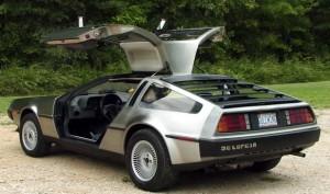 Vuelve el coche de regreso al futuro