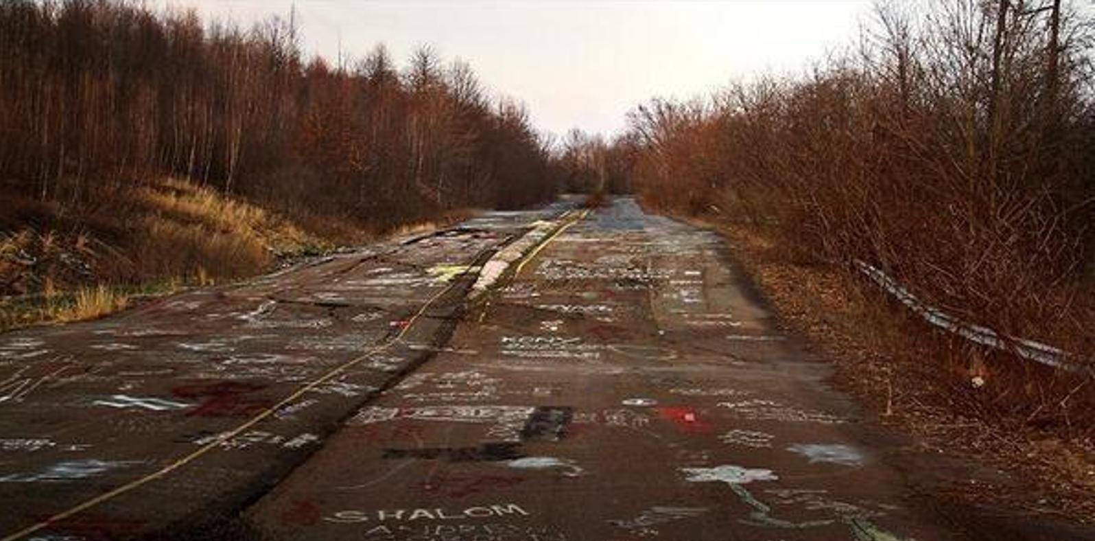 Carreteras abandonadas