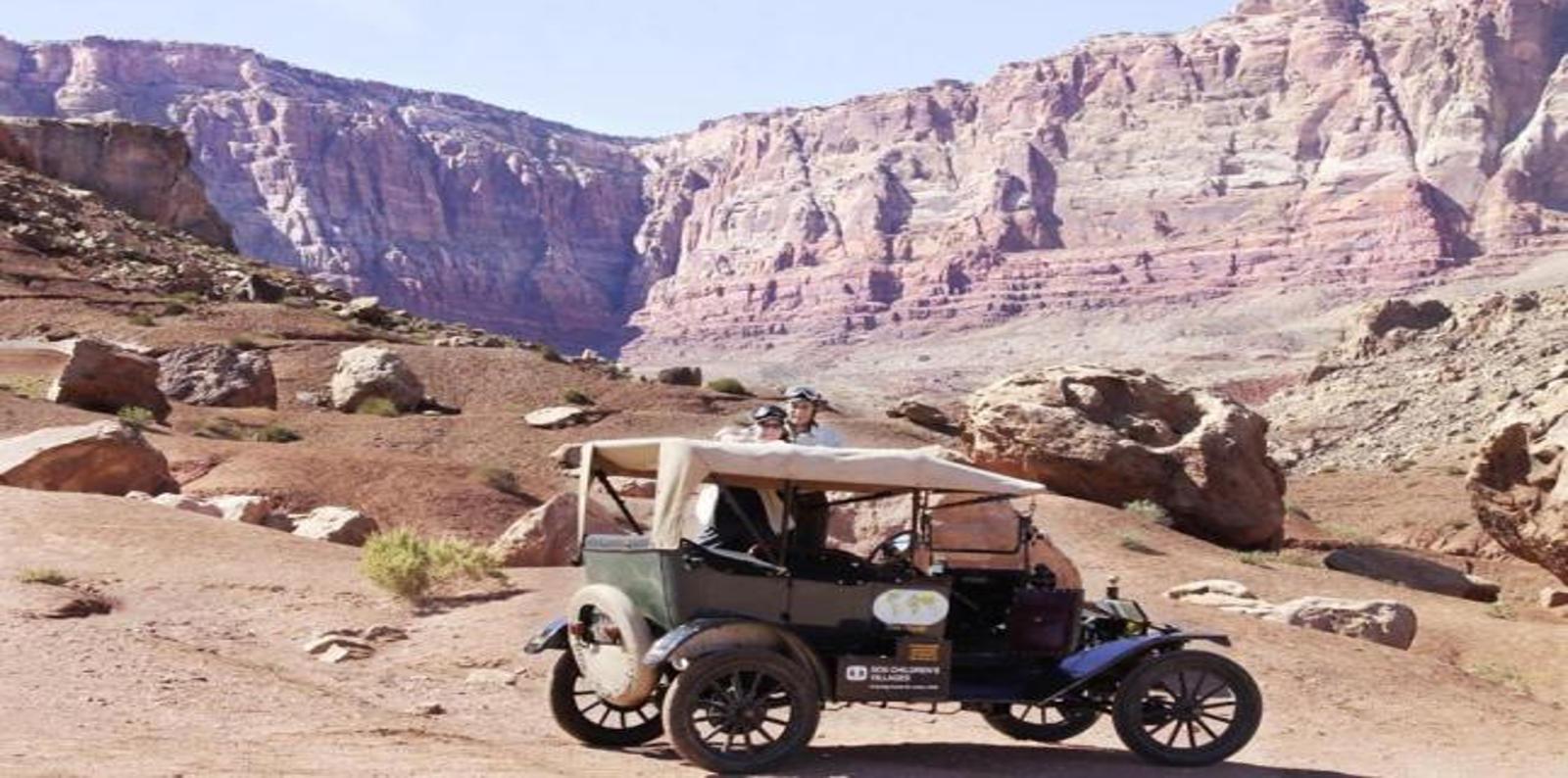El Ford T de los Rodger