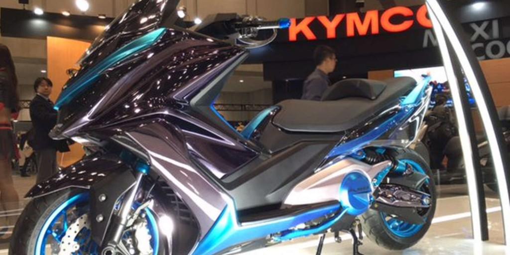 La Kymco K50