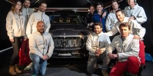 El Maserati Levante (Foto: Maserati)