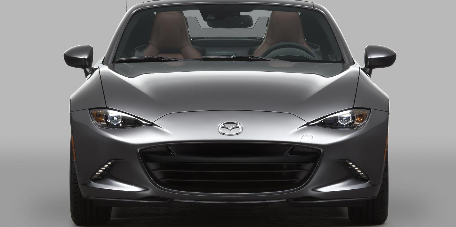 El Mazda MX5 (Foto: Mazda)