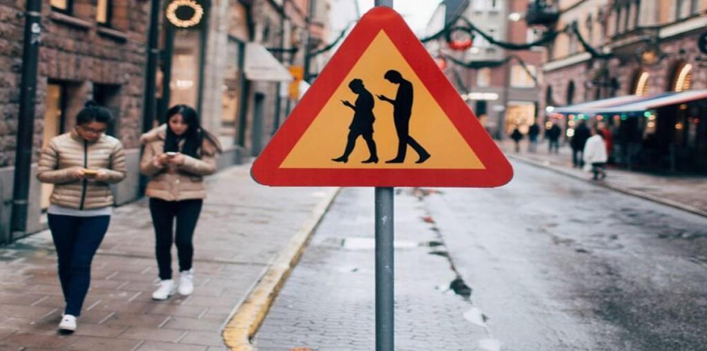 La señal que ha causado furor en Estocolmo