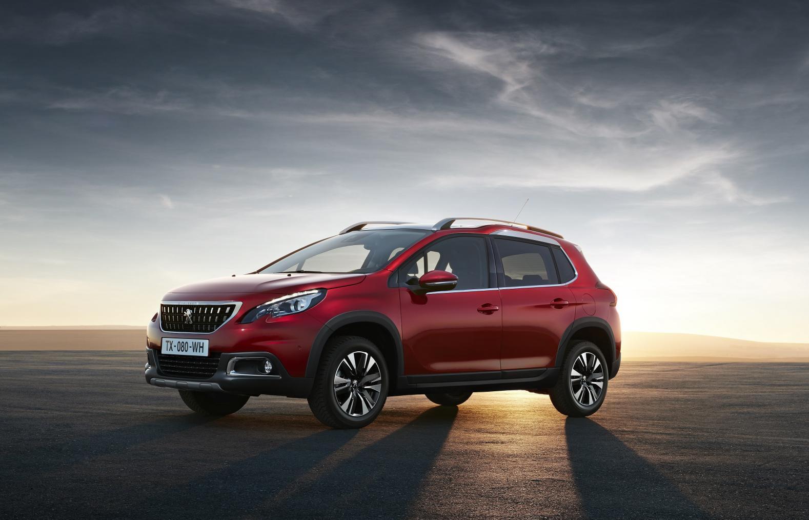El Peugeot 2008 (Foto: Peugeot)