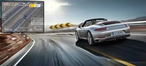 Cazado a 297 km/h a bordo de un Porsche Carrera