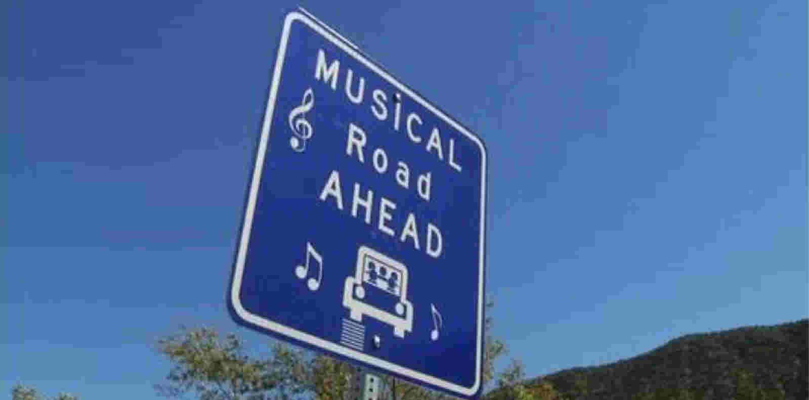 La carretera que canta