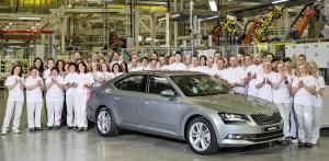 Skoda i Volkswagen, un matrimoni de 25 anys (Foto: Skoda)