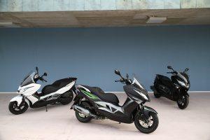 Una moto molt Kawa