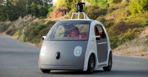 El coche de Google incorpora el cláxon (Foto: Smoothgroover22 / Wikimedia Commons)