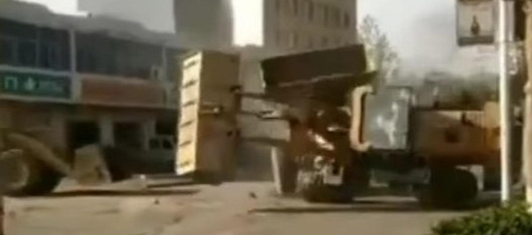 Batalla excavadoras