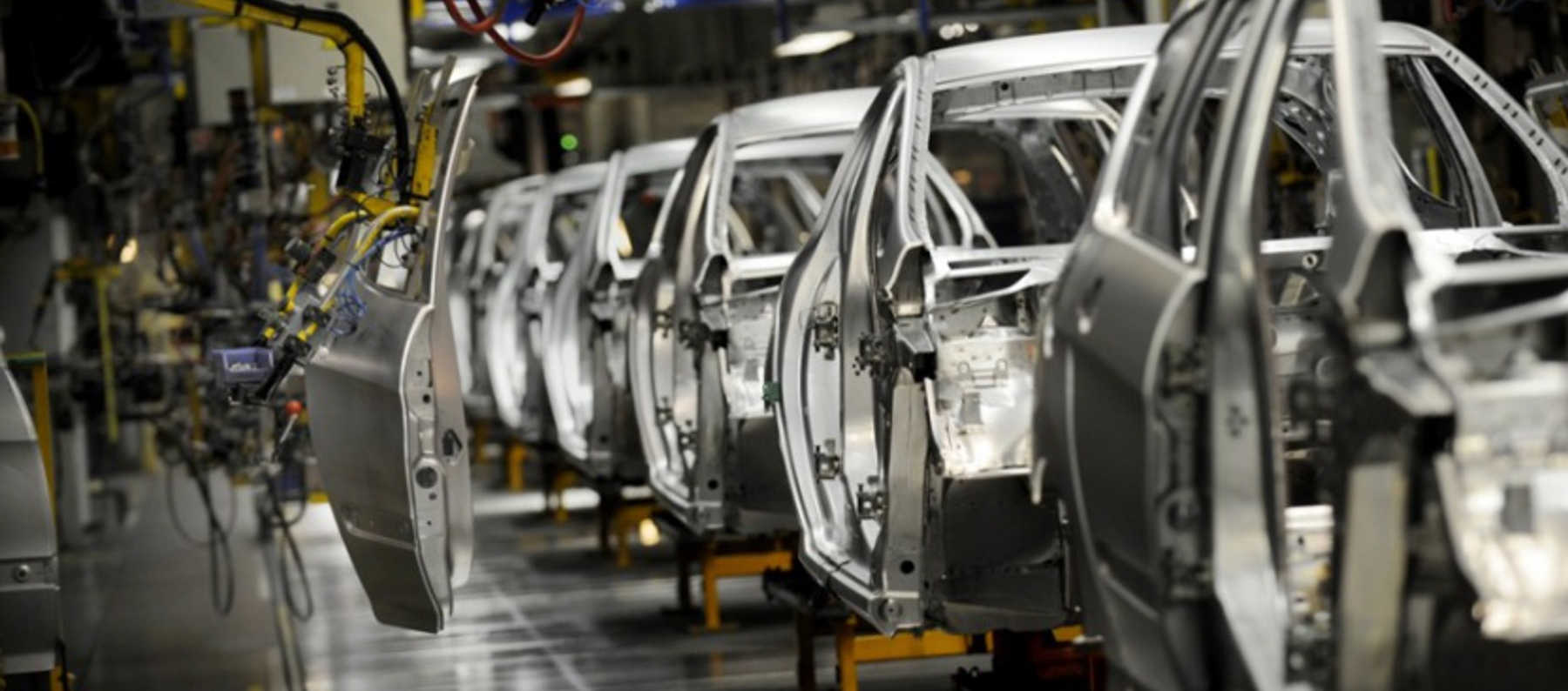 Foto de la industria automovilística