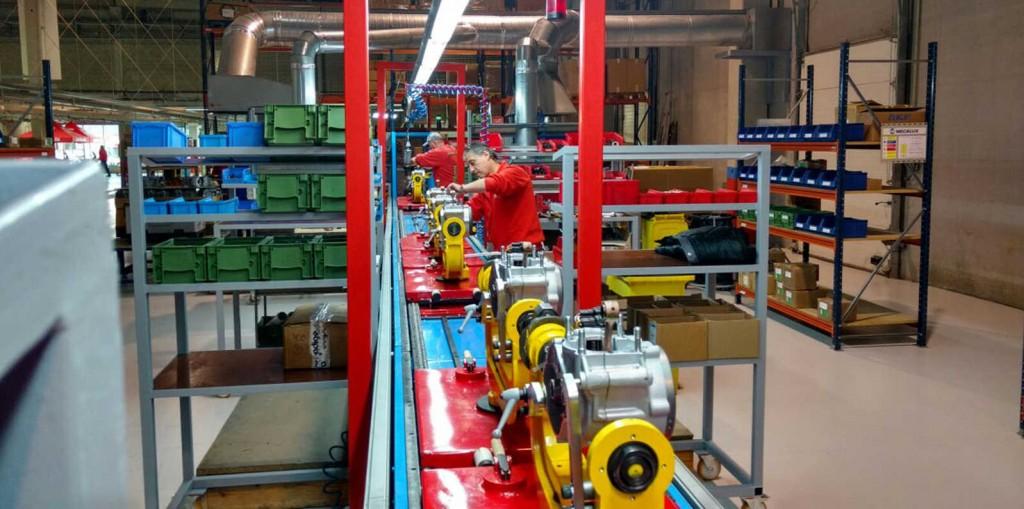 La Fábrica de Gas Gas en Salt (Foto: Gas Gas)