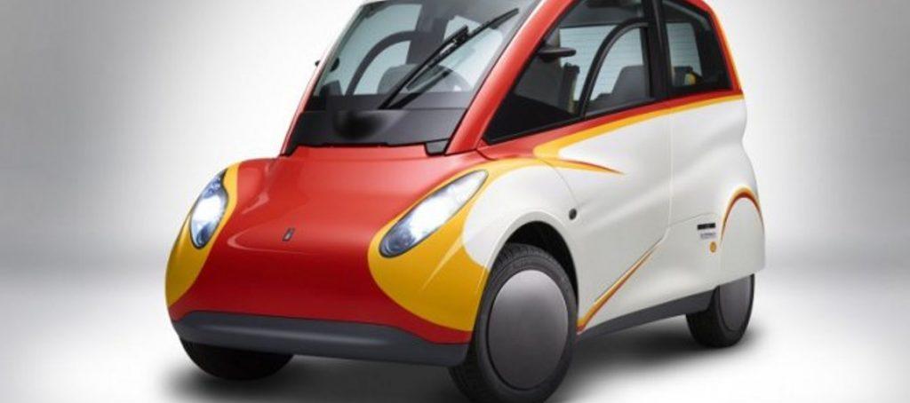 El coche de Shell