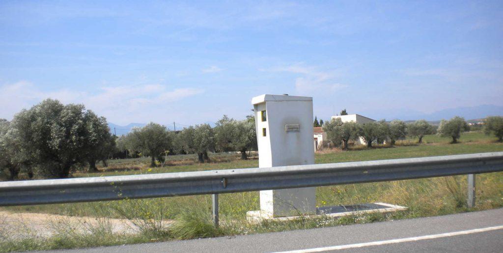 Los radares catalanes están mal señalizados (Foto: Alex / Wikimedia Commons)
