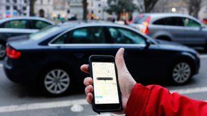 La App Uber