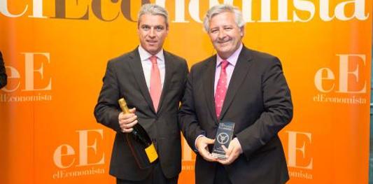 El premi al Alfa Romeu Giulia fue celebrado con cava