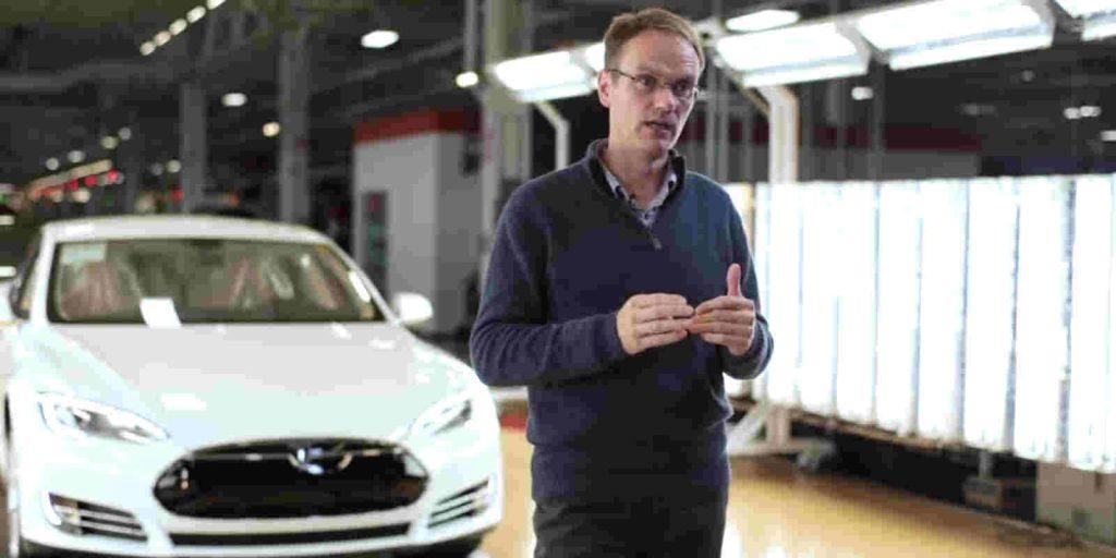 Chris Poritt nuevo ingeniero de Apple (Foto: Electreck)