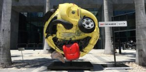 El emoji que advierte de los peligros de chatear y conducir