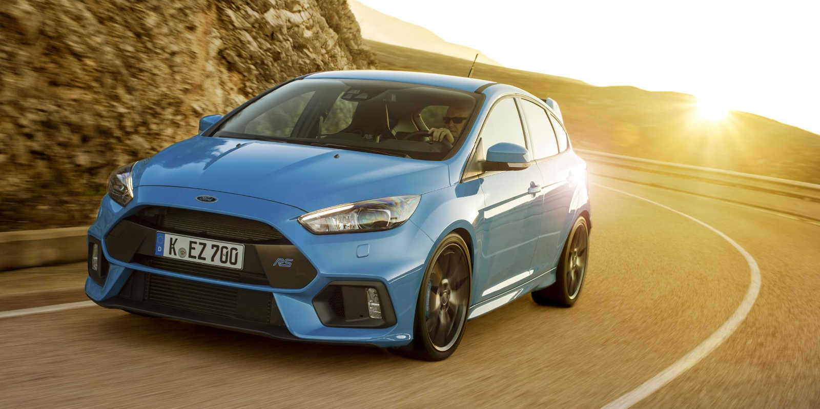 El Ford Focus RS (Foto: Ford)