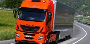 El camión Iveco que sale en la peli de Icíar Bollaín