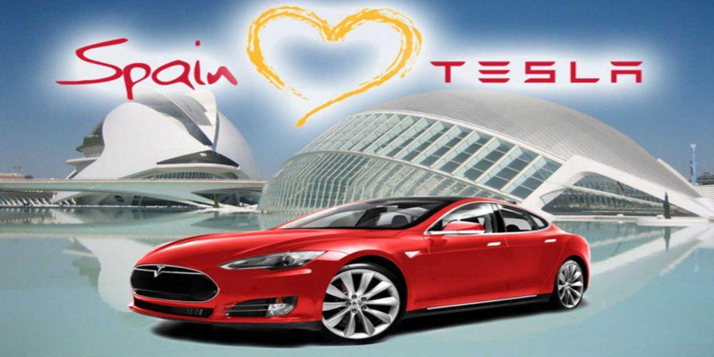 Spain Loves Tesla