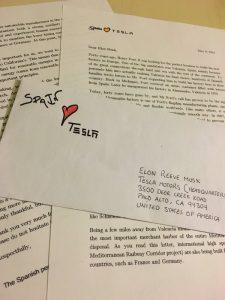 Carta abierta a Elon Musk