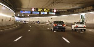 Se respeta poco la distancia de seguridad (Foto: FDV / Wikimedia Commons)