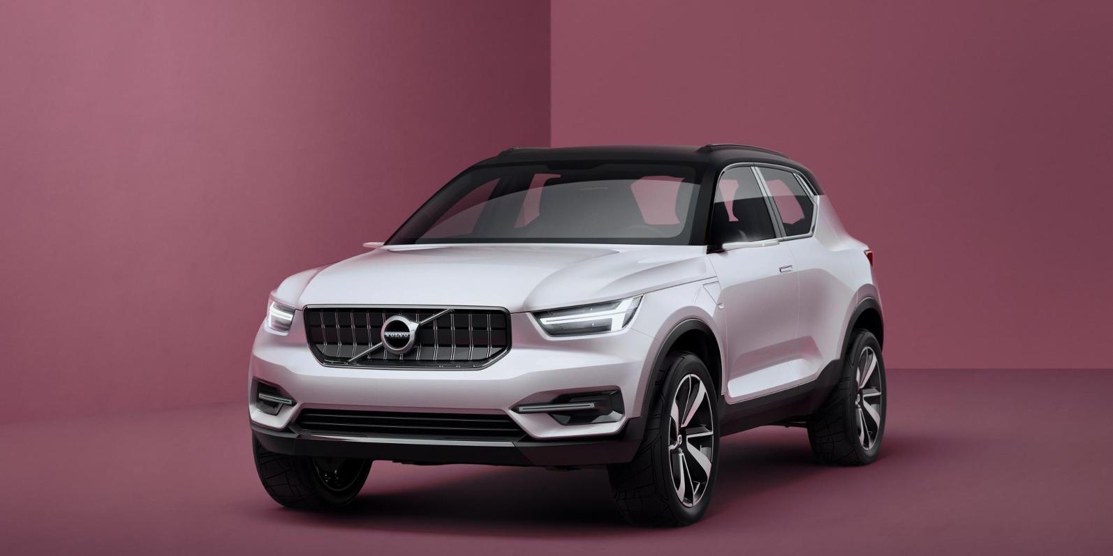 Volvo presenta su estrategia para el segmento compacto