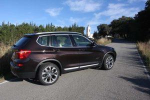 BMW X3 Exterior 02