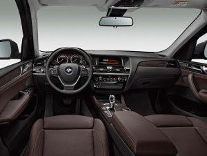 BMW X3 Interior 01