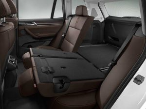 BMW X3 Interior 02