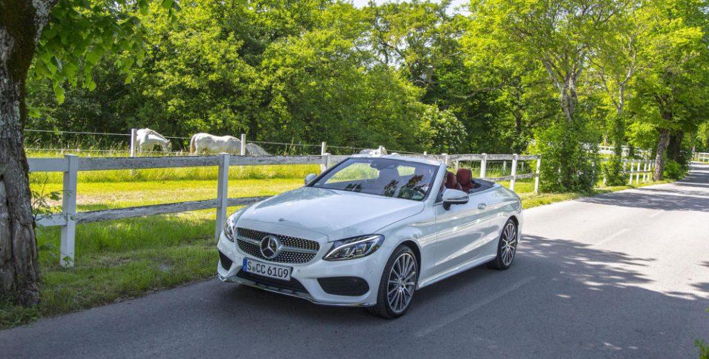 El Mercedes Clase C