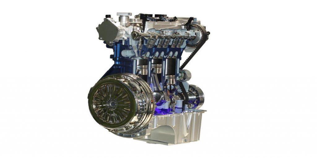 El motor EcoBoost de Ford